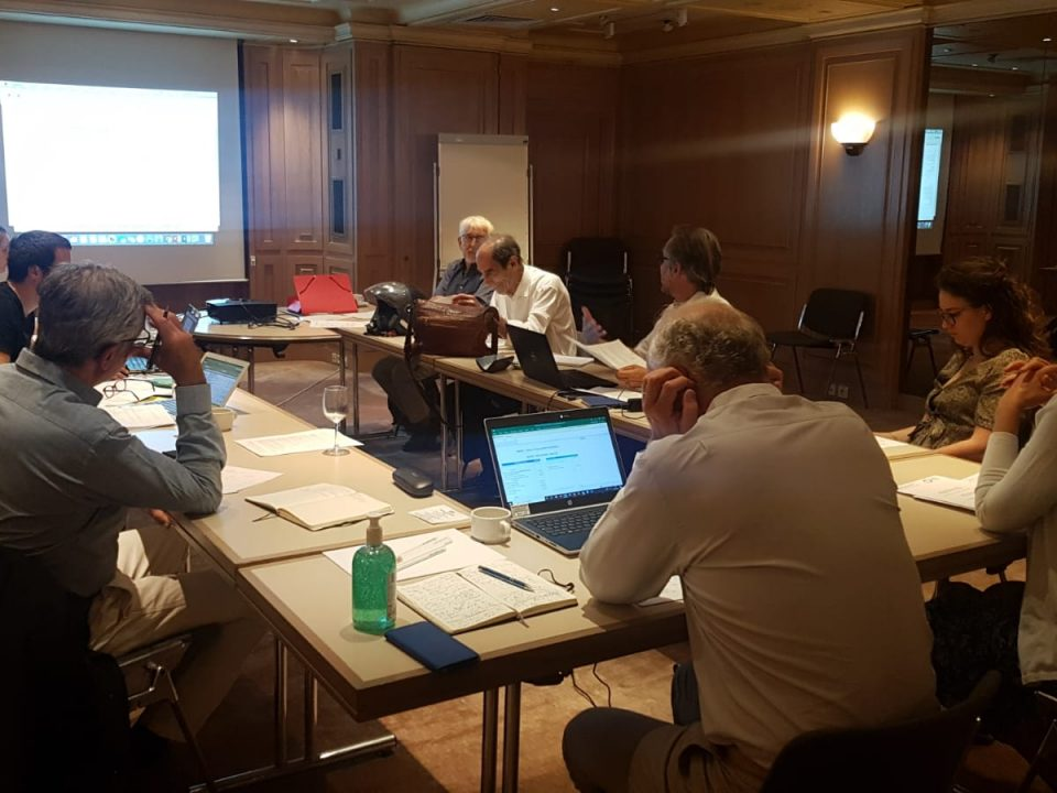 Jury Appel à projet Microprojets Printemps 2020