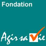 Logo Fondation Agir sa vie Partenaire Guilde