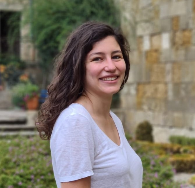 Myriam Bessibes, Chargée de Mission Microprojets à La Guilde